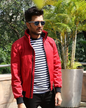 Ritesh Deshmukh - Photos: Promotion Of Marjaavaan At Novotel Hotel | Picture 1697633