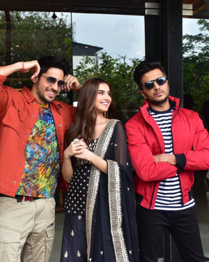 Photos: Promotion Of Marjaavaan At Novotel Hotel