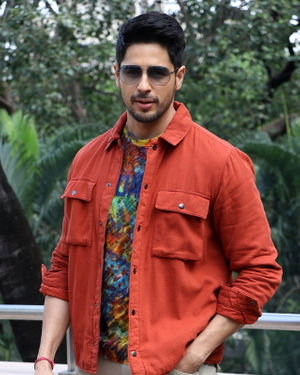 Sidharth Malhotra - Photos: Promotion Of Marjaavaan At Novotel Hotel