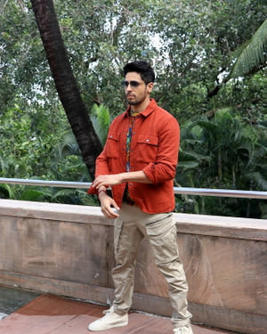 Sidharth Malhotra - Photos: Promotion Of Marjaavaan At Novotel Hotel | Picture 1697641