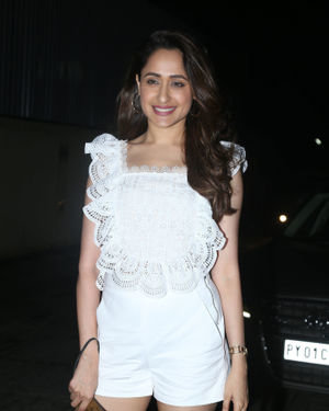 Pragya Jaiswal - Photos: Screening Of Satellite Shankar At Pvr Juhu