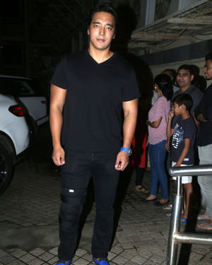 Danny Denzongpa - Photos: Screening Of Satellite Shankar At Pvr Juhu