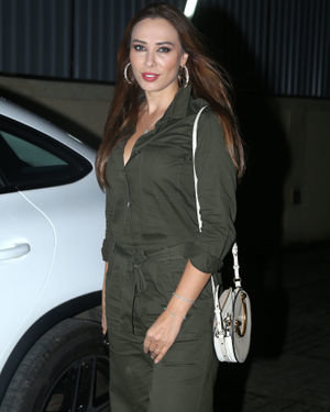 Lulia Vantur - Photos: Screening Of Satellite Shankar At Pvr Juhu