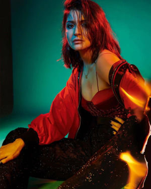 Anushka Sharma For Vogue India November 2019 Photoshoot