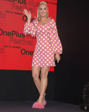 Katy Perry - Photos: Press Conference Of One Plus Music Concert At St Regis | Picture 1697926