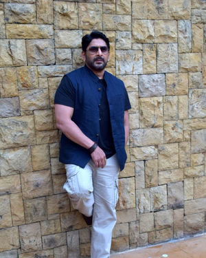 Arshad Warsi - Photos: Promotion Of Film Pagalpanti At Jw Juhu | Picture 1697864