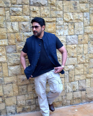 Arshad Warsi - Photos: Promotion Of Film Pagalpanti At Jw Juhu | Picture 1697867