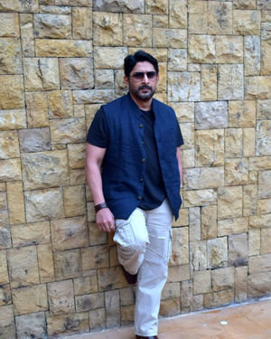 Arshad Warsi - Photos: Promotion Of Film Pagalpanti At Jw Juhu | Picture 1697865