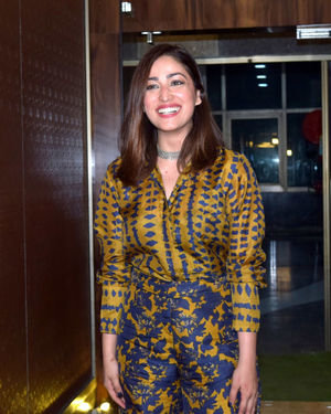 Photos: Yami Gautam At A Special Screening Of Bala
