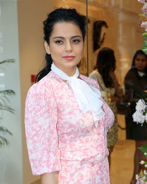 Photos: Kangana Ranaut At The Launch Of Femina Flaunt Beauty Studio