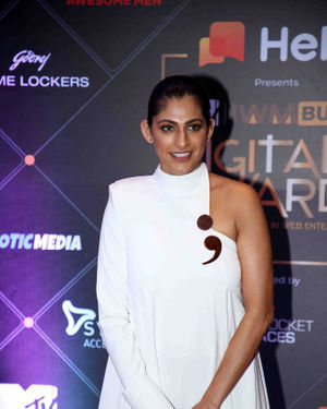 Kubbra Sait - Photos: Red Carpet For The 2nd Edition Of MTV IWMBuzz Digital Awards