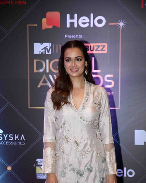 Dia Mirza - Photos: Red Carpet For The 2nd Edition Of MTV IWMBuzz Digital Awards