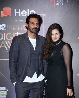 Photos: Red Carpet For The 2nd Edition Of MTV IWMBuzz Digital Awards