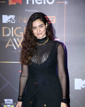 Gabriella Demetriades - Photos: Red Carpet For The 2nd Edition Of MTV IWMBuzz Digital Awards