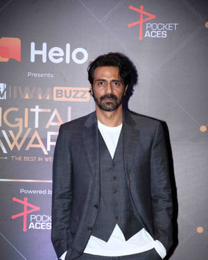 Arjun Rampal - Photos: Red Carpet For The 2nd Edition Of MTV IWMBuzz Digital Awards
