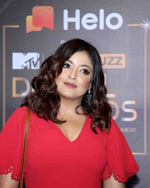 Tanushree Dutta - Photos: Red Carpet For The 2nd Edition Of MTV IWMBuzz Digital Awards