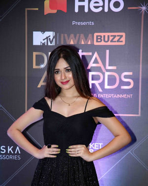 Jannat Zubair Rahmani - Photos: Red Carpet For The 2nd Edition Of MTV IWMBuzz Digital Awards