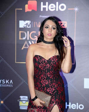 Avanie Joshi - Photos: Red Carpet For The 2nd Edition Of MTV IWMBuzz Digital Awards