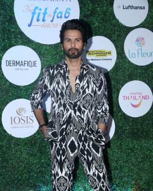 Shahid Kapoor - Photos: Celebs At Global Spa Fit & Fab Awards 2019