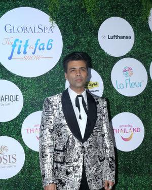Karan Johar - Photos: Celebs At Global Spa Fit & Fab Awards 2019