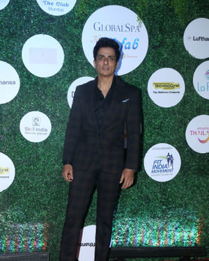 Sonu Sood - Photos: Celebs At Global Spa Fit & Fab Awards 2019 | Picture 1698864