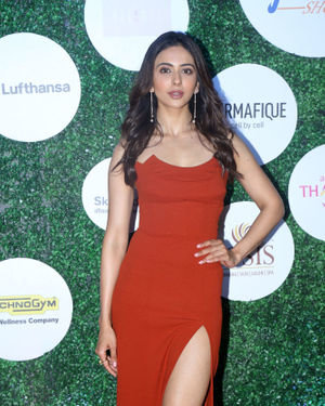 Rakul Preet Singh - Photos: Celebs At Global Spa Fit & Fab Awards 2019