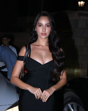 Nora Fatehi - Photos: Celebs At Milap Zaveri Birthday Party At Bandra