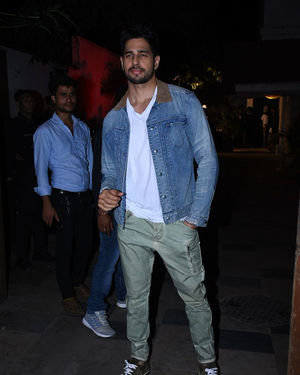 Sidharth Malhotra - Photos: Celebs At Milap Zaveri Birthday Party At Bandra