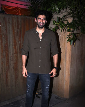 Aditya Roy Kapur - Photos: Celebs At Milap Zaveri Birthday Party At Bandra | Picture 1699073