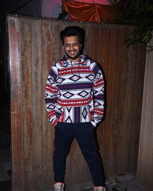 Ritesh Deshmukh - Photos: Celebs At Milap Zaveri Birthday Party At Bandra
