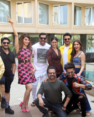 Photos: Promotion Of Film Pagalpanti At Novotel Juhu
