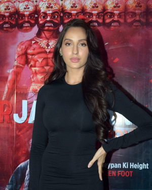 Nora Fatehi - Photos: Screening Of Marjaavaan At Sunny Sound