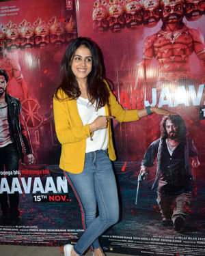 Genelia D Souza - Photos: Screening Of Marjaavaan At Sunny Sound
