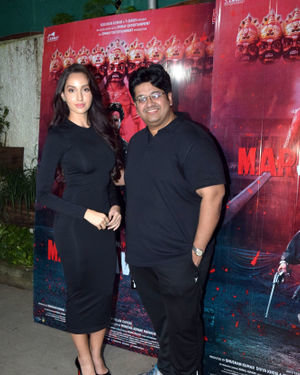 Photos: Screening Of Marjaavaan At Sunny Sound | Picture 1699145