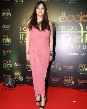 Ekta Kapoor - Photos:  Society Awards 2019 At Taj Santacruz