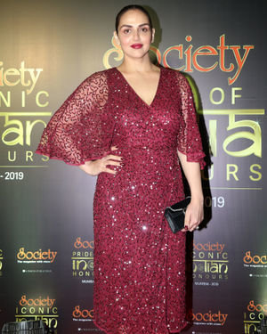 Esha Deol - Photos:  Society Awards 2019 At Taj Santacruz