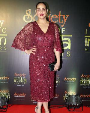 Esha Deol - Photos:  Society Awards 2019 At Taj Santacruz