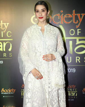 Manisha Koirala - Photos:  Society Awards 2019 At Taj Santacruz