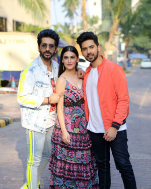Photos: Promotion Of Film Yeh Saali Aashiqui At Jw Marriott | Picture 1699847