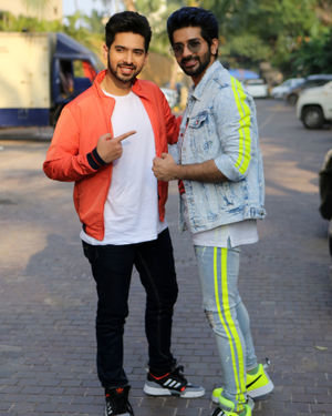 Photos: Promotion Of Film Yeh Saali Aashiqui At Jw Marriott | Picture 1699841