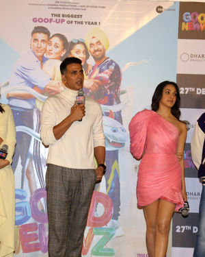 Photos: Trailer Launch Of Film Good Newwz | Picture 1699816