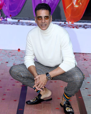 Akshay Kumar - Photos: Trailer Launch Of Film Good Newwz