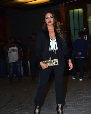 Huma Qureshi - Photos: Ayush Sharma & Arpita Khan Wedding Anniversary Party