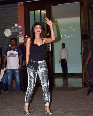 Shilpa Shetty - Photos: Ayush Sharma & Arpita Khan Wedding Anniversary Party