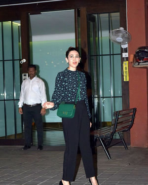 Karisma Kapoor - Photos: Ayush Sharma & Arpita Khan Wedding Anniversary Party