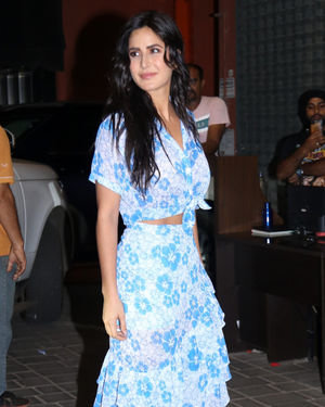 Katrina Kaif - Photos: Ayush Sharma & Arpita Khan Wedding Anniversary Party