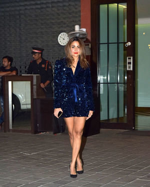 Amrita Arora - Photos: Ayush Sharma & Arpita Khan Wedding Anniversary Party