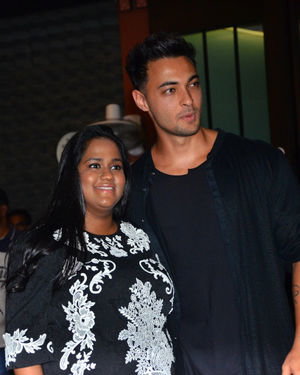 Photos: Ayush Sharma & Arpita Khan Wedding Anniversary Party