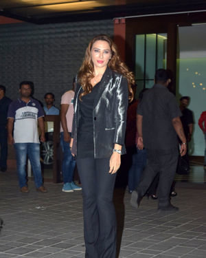 Lulia Vantur - Photos: Ayush Sharma & Arpita Khan Wedding Anniversary Party