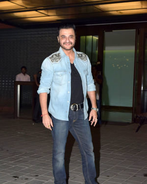 Sanjay Kapoor - Photos: Ayush Sharma & Arpita Khan Wedding Anniversary Party | Picture 1700102